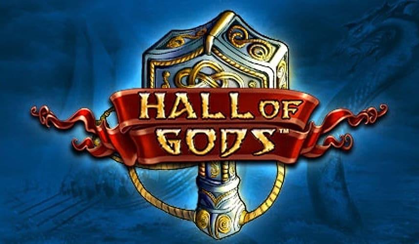 Hall of Gods - Progressiv NetEnt jackpot med vikingatema