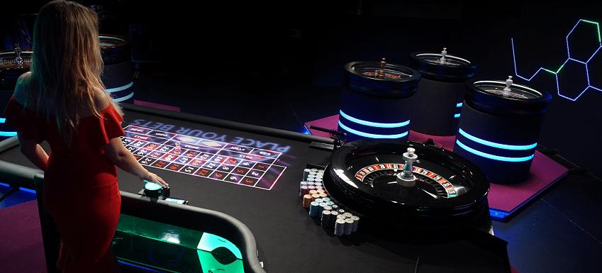 Livespel från Authentic Gaming - Roulette i världsklass